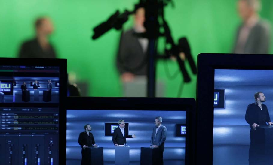 Green Screen Studio Rental Singapore for event Live Streaming.